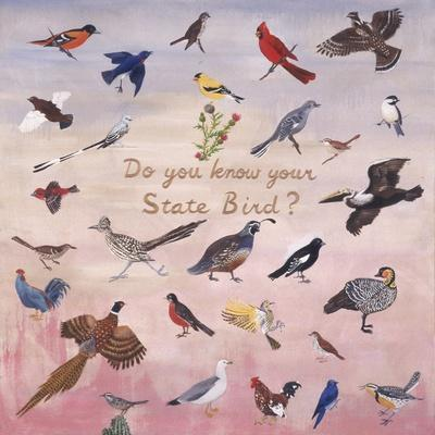 Do You Know Your State Bird?, 1996