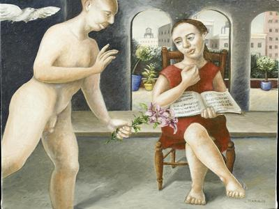 Portico Annunciation, 2005