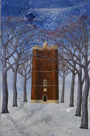 Alfred's Tower:Blue, 2005