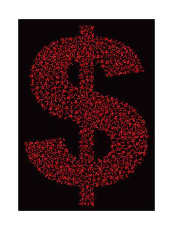 Dollar People Icon, 2006