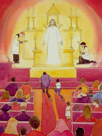 Jesus Christ Is Truly Present in the Blessed Sacrament, 2005
