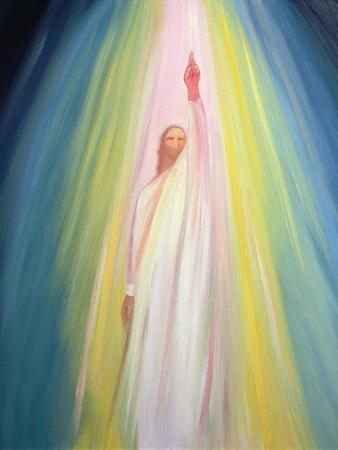 Jesus Christ Points Us to God the Father, 1995