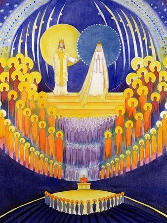 The Coronation of the Virgin Mary and the Glory of All the Saints, 2003