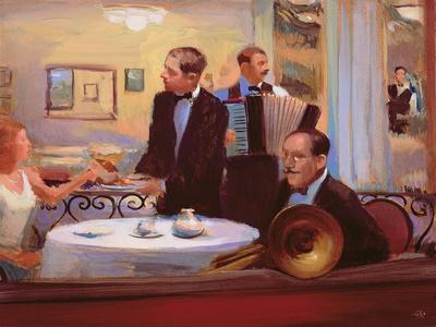 The Accordionist, 2005