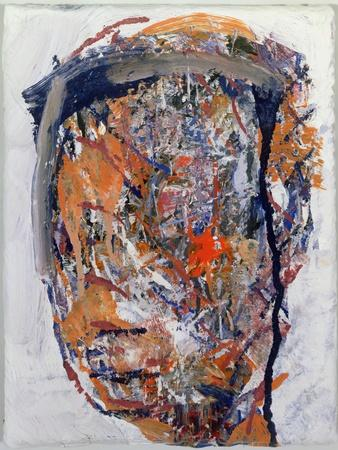 Head of a Woman, 1992