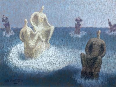 The Gods Abandoned, 1956