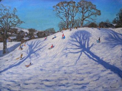 Two Tree Shadows, Bolehill, Wirksworth, 2009