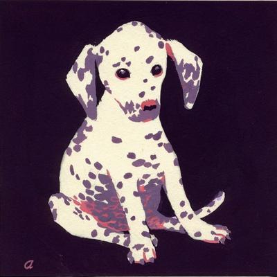 Dalmation Puppy, 1950s