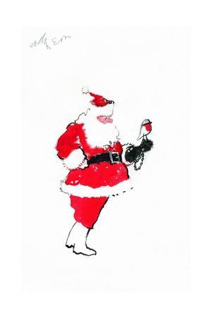 Santa Robin-Falconry