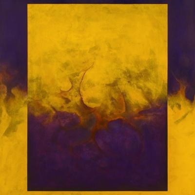 Damascene Moment: Blue and Gold, 2010