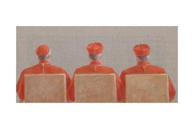 Three Cardinals, 2010