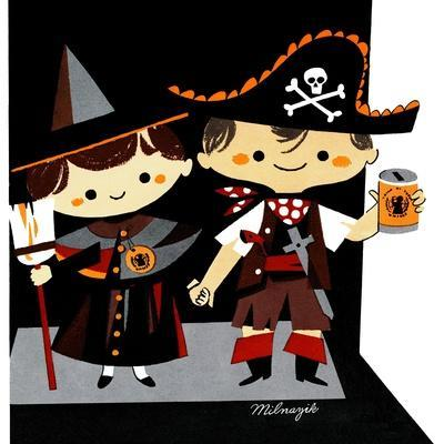Halloween Friends - Jack & Jill