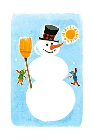 The Snowman! - Jack & Jill