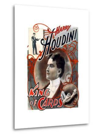 Harry Houdini: King of Cards