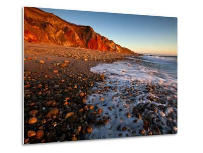 Martha's Vineyard, Ma: Moshup Beach in Aquinnah Formerly known as Gay Head.