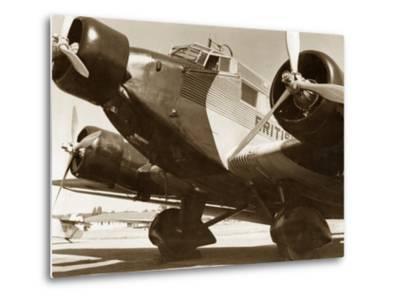 Junkers Ju 52 of the British Airways, 1937