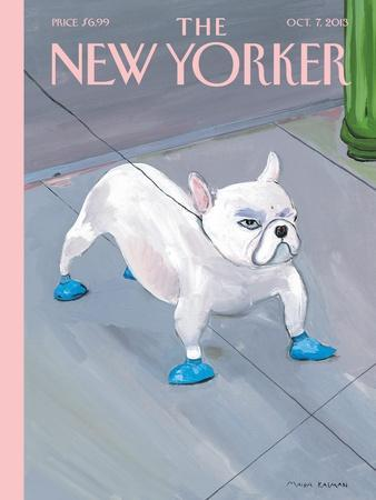 The New Yorker Cover - October 7, 2013