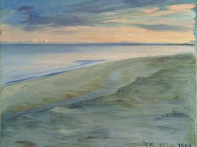 The Beach, Skagen, 1902