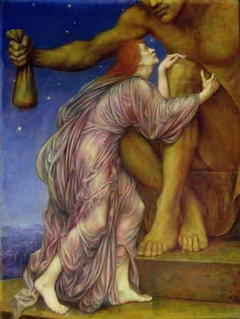 The Worship of Mammon, 1909