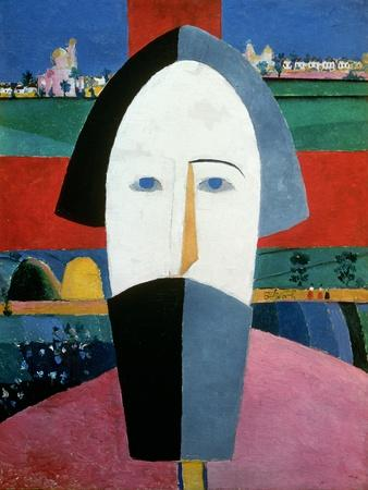 The Head of a Peasant, c.1929-32