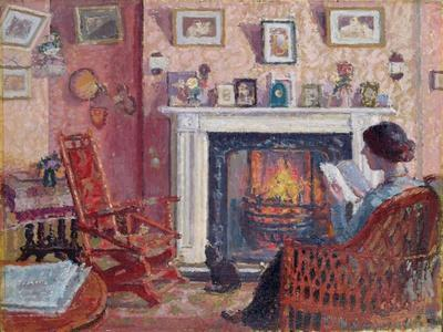 Interior, 31 Mornington Crescent