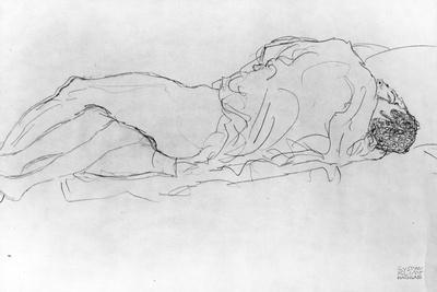 Couple in Bed, c.1915