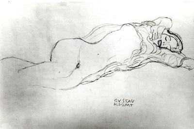 Reclining Woman, c.1914