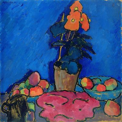 Still Life with Begonia, 1911