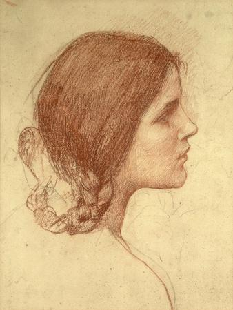 Head of a Girl, c.1905