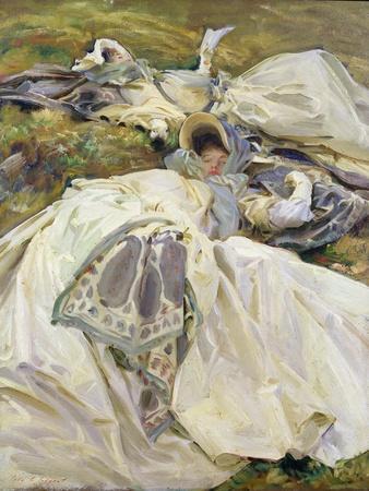 Two White Dresses, 1911