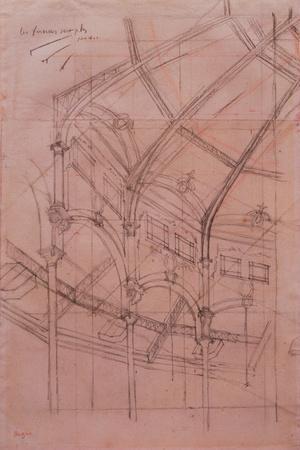 Le Cirque Fernando - Architectural Study