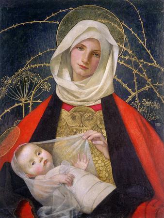 Madonna and Child, 1907-08