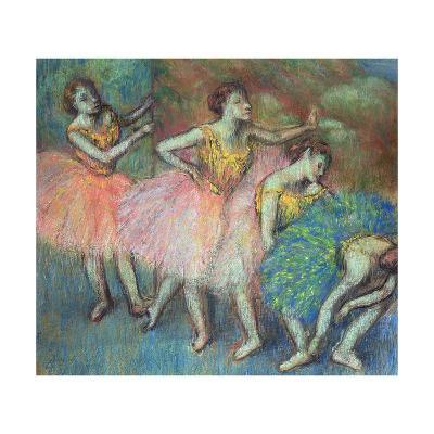 Four Dancers, 1903