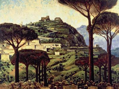 Campobasso, c.1945