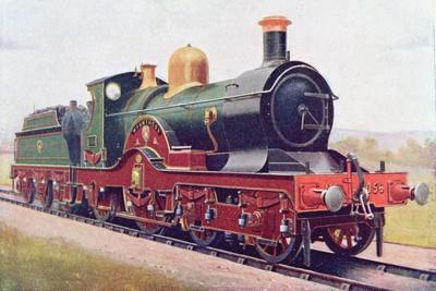 'Wilkinson' of the Great Western Railway, Illustration from 'The Book of the Locomotive' by G.…