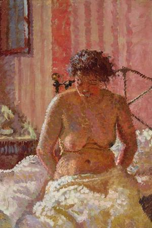 Nude in an Interior, c.1911