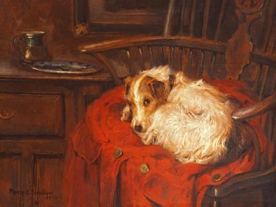 A Favourite Chair, 1903