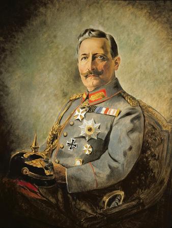 Wilhelm II, German Emperor, c.1916