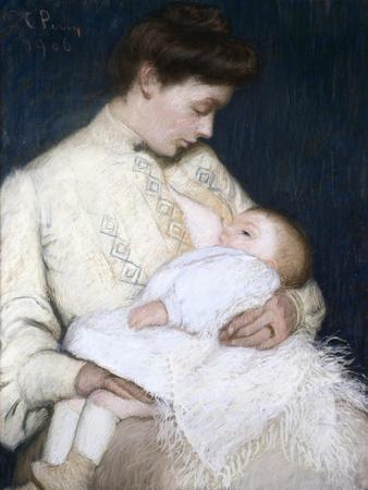 Nursing the Baby, 1906