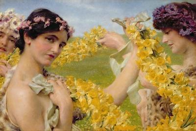 When Flowers Return, c.1911