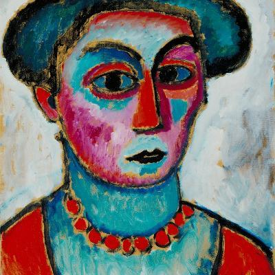Head of a Woman, c.1912