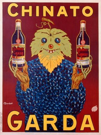 Advertisement for Chinato Garda, c.1925