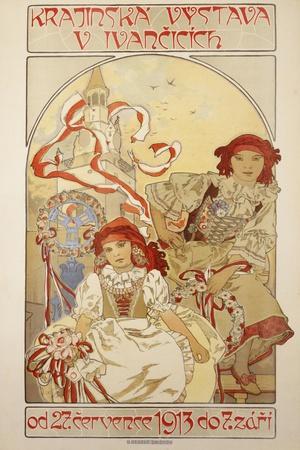 Krajinska Vystava V Ivancicich, 1913