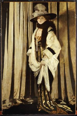Mrs St. George, 1906