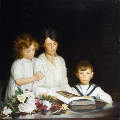 A Family Portrait, 1919