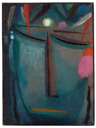 Face of Christ, Crown of Thorns, 1918