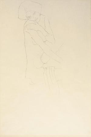 Study for Adele Bloch-Bauer II, 1911