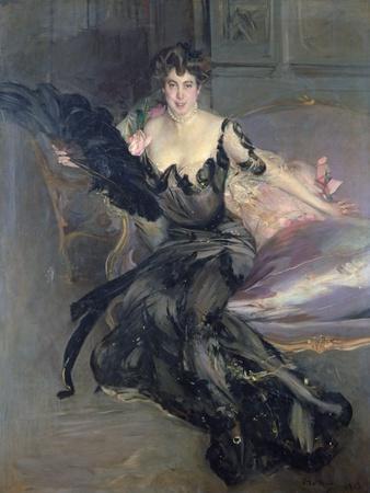 Portrait of a Lady: Mrs Lionel Phillips, 1903