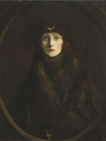 Hazel Lavery, 1906