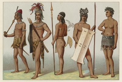 Africa Costume